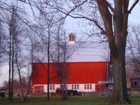 You can tour the Kling Family farm while you stay at Homestead Country Retreat.